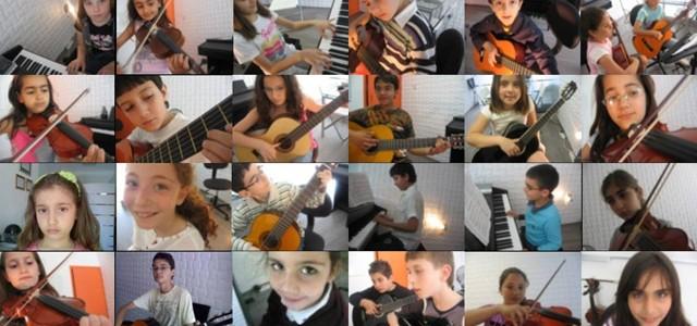 Her Yaş Gurubuna Bilimsel Müzik Eğitimi